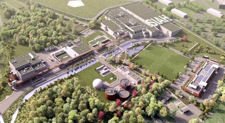 La station d'épuration de Bonneuil-en-France commence à injecter du biométhane