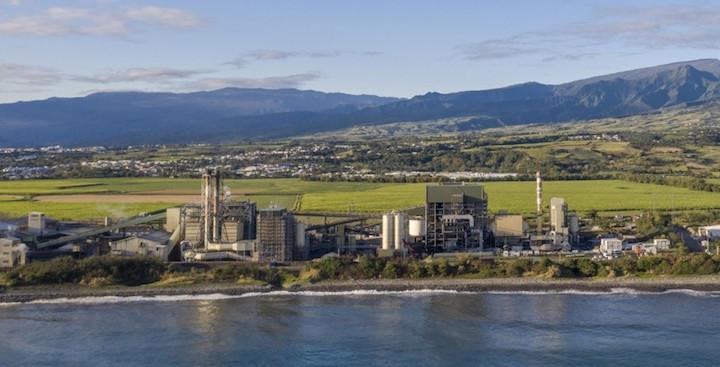 La centrale électrique de Bois-Rouge à La Réunion passera en 100% biomasse en 2023