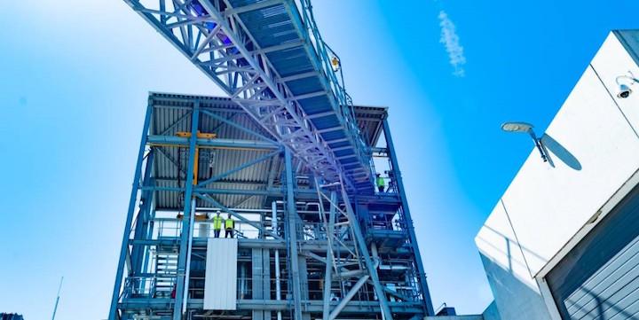 Engie annonce avoir réussi à produire du méthane à partir de CSR