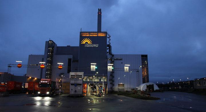 PetroBio équipe les chaudières à déchets ménagers de Göteborg en biobrûleurs