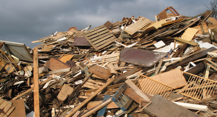 Bientôt une meilleure valorisation des déchets de bois en Vallée de Seine normande