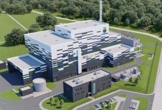 Dalkia Wastenergy lance la construction d'une centrale à CSR à Gdansk
