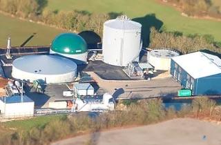 Le pétrolier Total absorbe Fonroche Biogaz