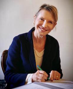Chantal Eyméoud, maire d'Embrun, engagée pour le bois-énergie sur son territoire depuis 20 ans