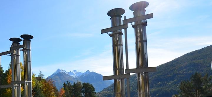 Le bois-énergie, moteur économique dans le département des Hautes-Alpes