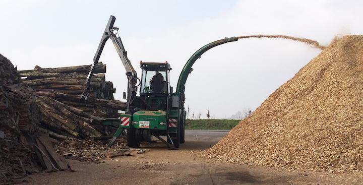 BNE, Bois Négoce Energie, fournisseur national de bois déchiqueté