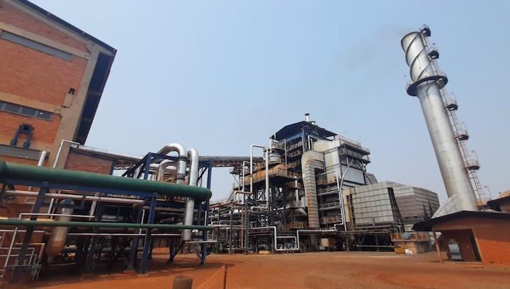 La quatrième centrale d'Albioma au Brésil, 100 % bagasse