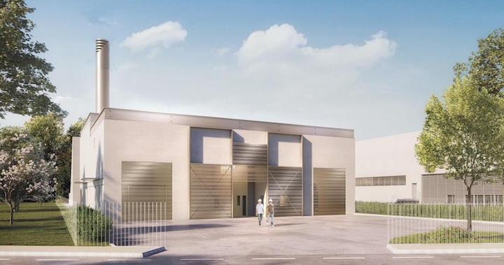 Mérignac accueillera la neuvième chaufferie biomasse de l'agglomération bordelaise