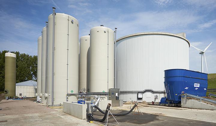 La méthanation biologique pour produire encore plus de CH4 renouvelable avec du biogaz