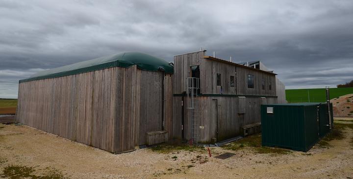 Le Gaec Schneider resigne avec Tedom-Schnell pour la cogénération biogaz et huile de colza