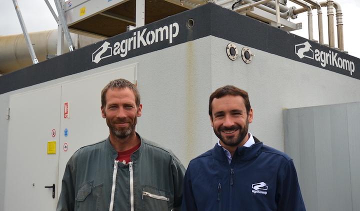 Méthathouet, une production d'électricité verte au biogaz à l'échelle de la ferme
