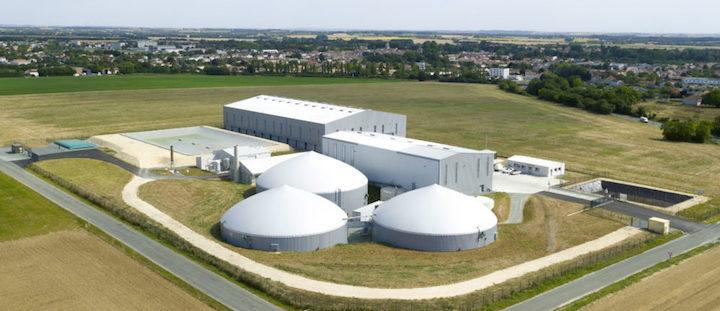 Aunis Biogaz, projet territorial de production de biométhane en Charente-Maritime