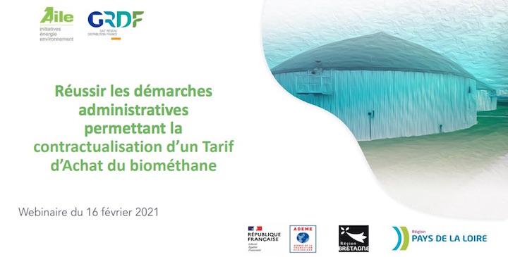 Evolutions réglementaires pour vendre du biométhane en France