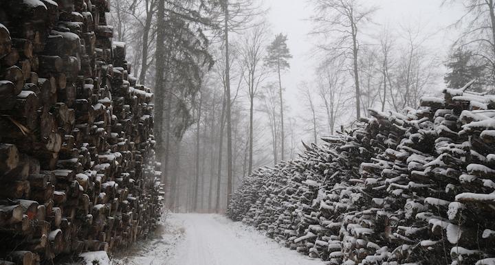 L'approvisionnement de bois-énergie en hiver, fiable depuis 30 ans