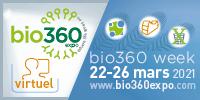 Bio360 Week, 22-26 mars 2021 : les inscriptions sont ouvertes