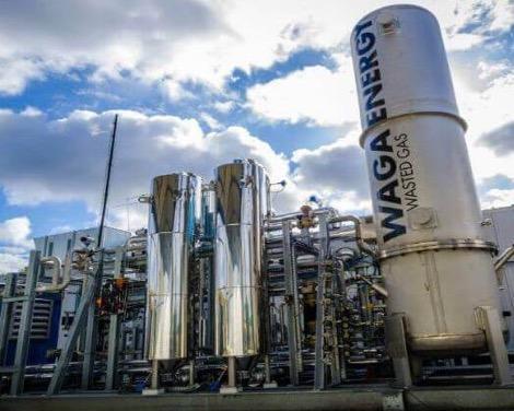 Le biogaz, nouveau marché pour la vanne de régulation ARI-STEVI Vario 448