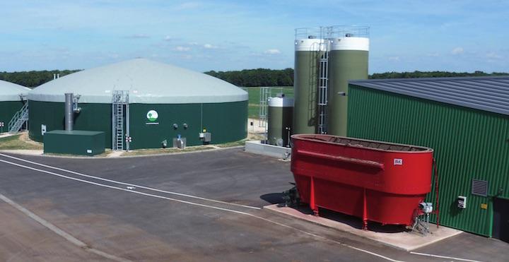 Energia 55, l'unité de méthanisation d'une grande ferme laitière de la Meuse
