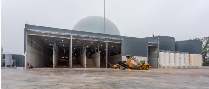 Swen Capital Partners investit dans une grosse centrale biométhane aux Pays-Bas