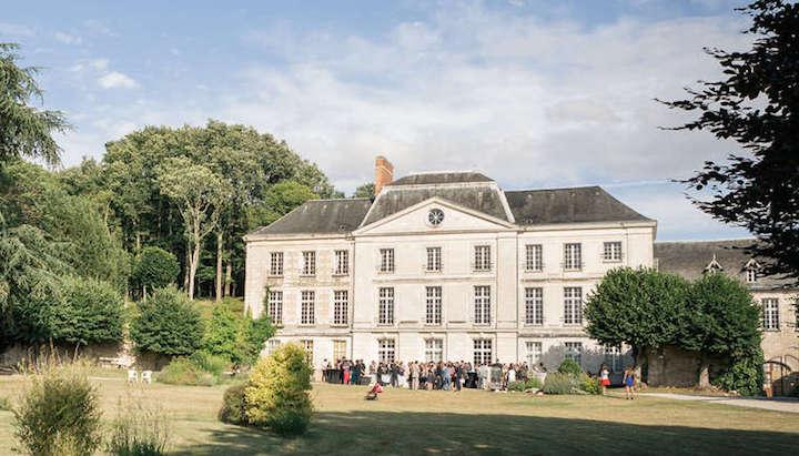 Le bois, chauffage économique pour le Château Laborde Saint-Martin en Sologne