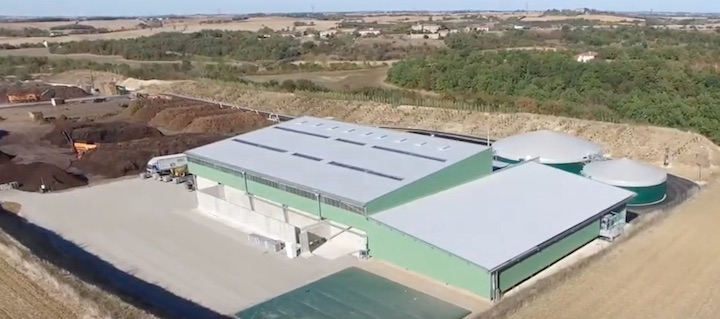 Cler Verts collecte et transforme les biodéchets en électricité et chaleur
