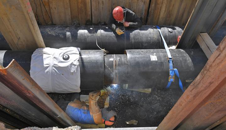 Les réseaux de chaleur de la Métropole Lilloise vont atteindre 65% d'EnR&R