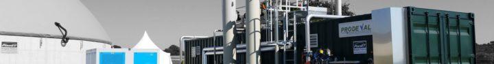 Prodeval, une réponse à toutes les problématiques liées au biogaz