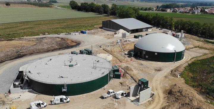 Le constructeur Biogest et Sven CP mobilisent 30 M€ pour des projets de biométhane