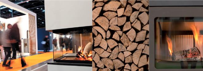 Flam'expo, rendez-vous du chauffage domestique au bois, du 13 au 16 décembre 2021 à Lyon