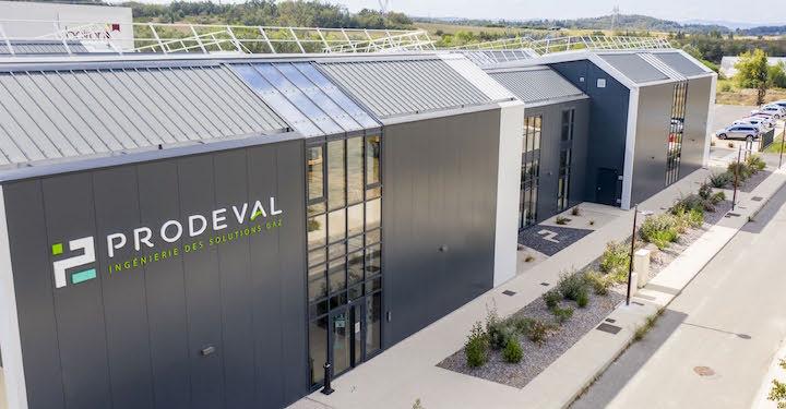 Prodeval, spécialiste français de l'épuration du biogaz, s'implante en Europe de l'Est