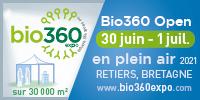 Bio360 Open, les inscriptions sont ouvertes et le programme connu
