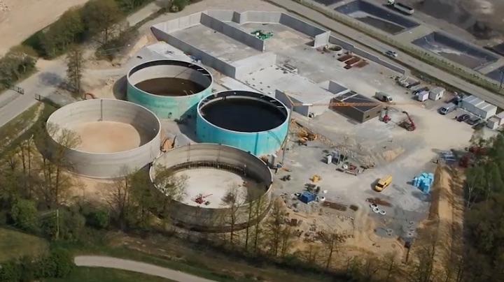 La centrale biométhane des Coëvrons en Mayenne entrera en service à l'automne 2021