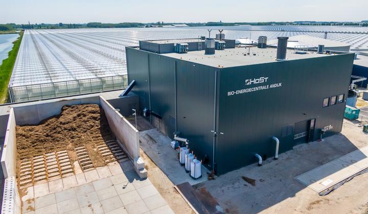 HoSt, également constructeur de chaufferies et centrales à biomasses solides