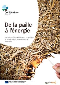 40 ans d'expérience sur la valorisation énergétique de la paille au Danemark