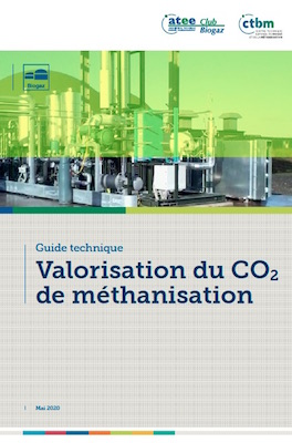 Guide technique sur la valorisation du CO2 issu de la production de biométhane
