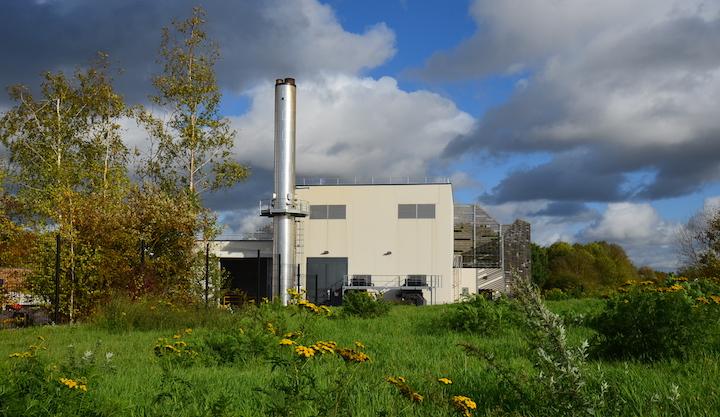 La production des chaufferies bois d'Île-de-France a été multipliée par huit en dix ans