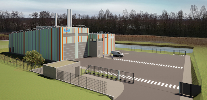 La chaufferie biomasse de la ville de Sarrebourg entrera en service en 2022