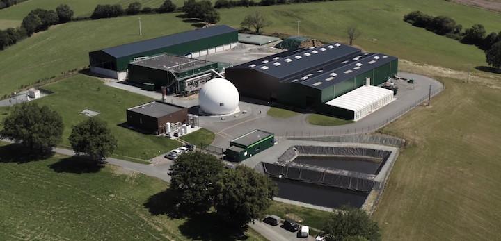 Schaumann BioEnergy garantit la productivité de la centrale biométhane Gazteam