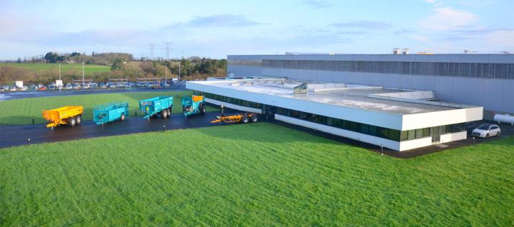 Le constructeur ROLLAND, une gamme large de véhicules et équipements agricoles