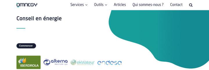 Omnegy optimise les achats d'énergie des professionnels