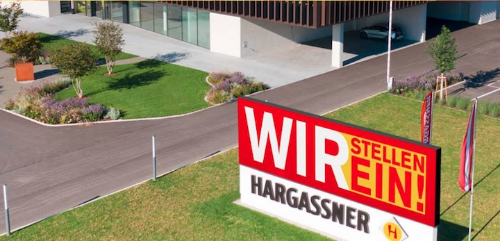 Hargassner GmbH recherche un responsable export pour la Belgique et le Luxembourg