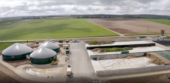 Ces jeunes agriculteurs soucieux de produire un gaz renouvelable et local