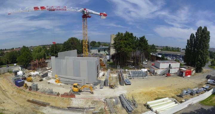 Weiss France va fournir une chaudière de 14 MW à la chaufferie bois de Compiègne