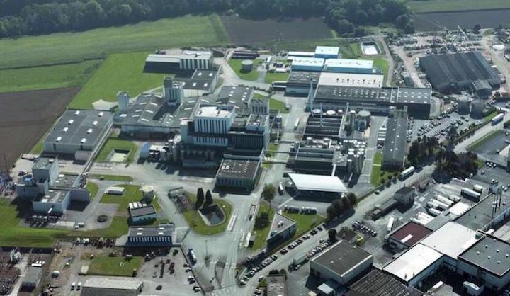 La laiterie Ingredia de Saint-Pol-sur-Ternoise va installer une nouvelle chaudière à bois de 20 MW