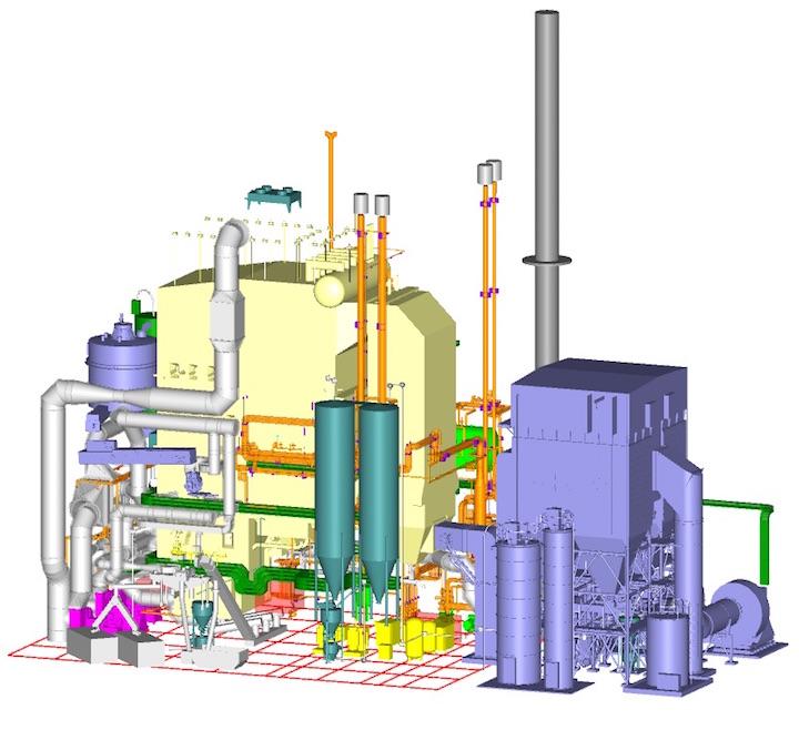BERTSCHEnergy va fournir une deuxième chaufferie biomasse en France au papetier Saïca