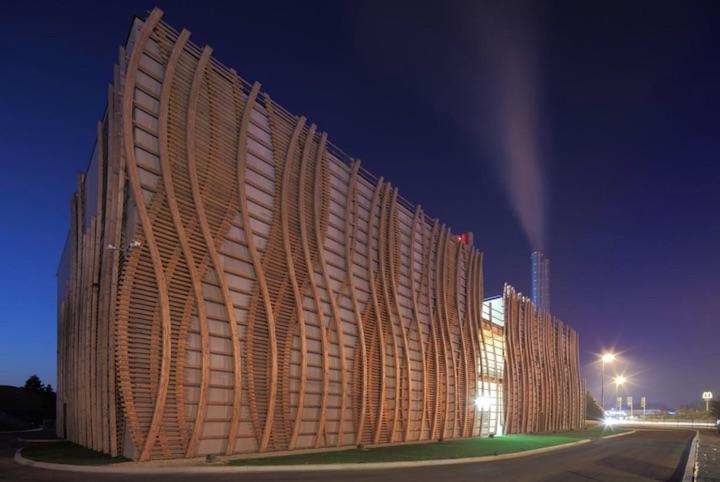 Du bois de récupération et 90% d'EnR&R dans le réseau de chaleur du Grand Reims