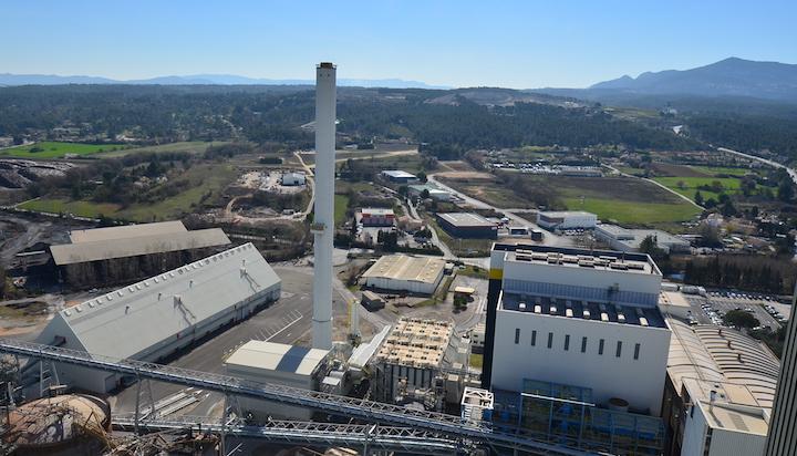 Hy2gen va produire des e-carburants sourcés biomasse sur le site de la centrale de Gardanne