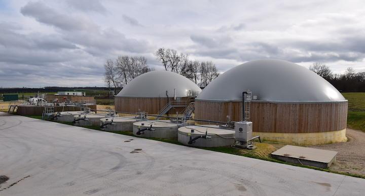 En région Centre-Val de Loire, 65 000 logements sont déjà chauffés au gaz renouvelable