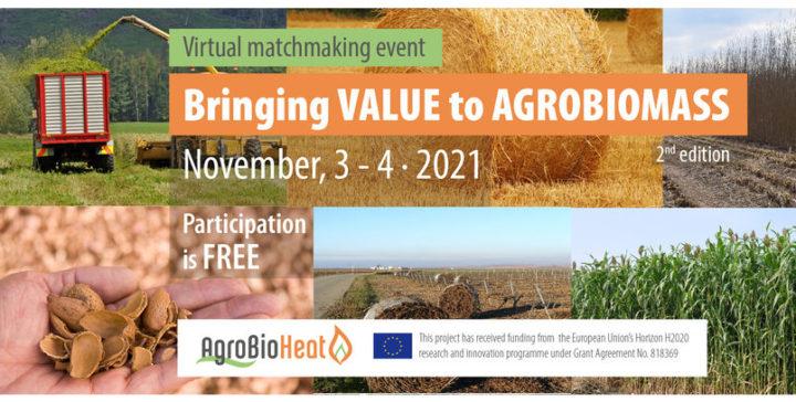 3 & 4 novembre 2021, plateforme d'échanges en ligne sur les agrocombustibles