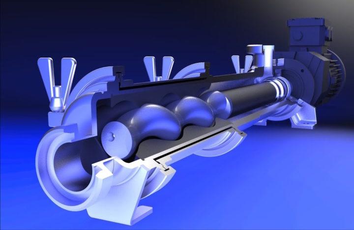 Wangen, de robustes pompes à vis excentrée pour la méthanisation