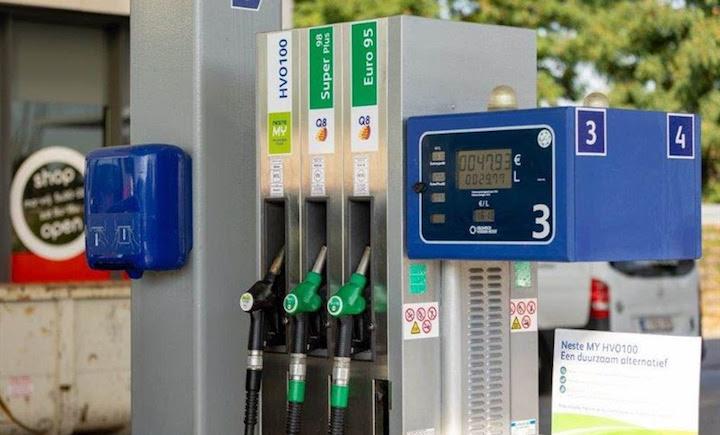 Neste renforce la distribution de son biodiesel sur le marché belge